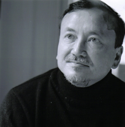 Photograph of Brian Castro by Susan Gordon-Brown