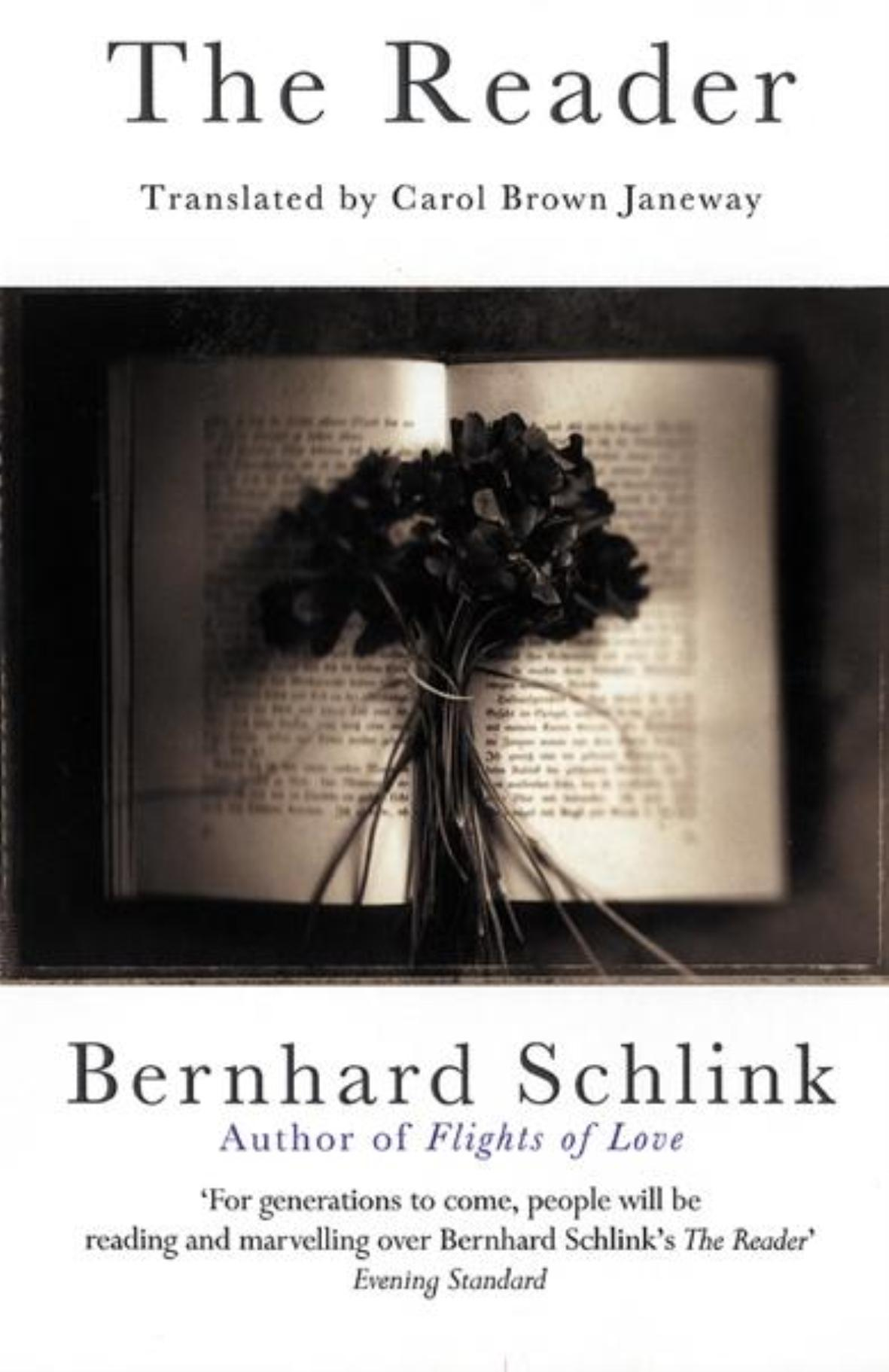 the subjectivitys imprisonment of michael in the reader a book by bernhard schlink