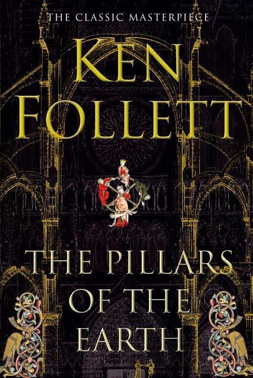 KEN FOLLETT, author of Fall of Giants, answers Ten ... Ken Follett Pillars Of The Earth