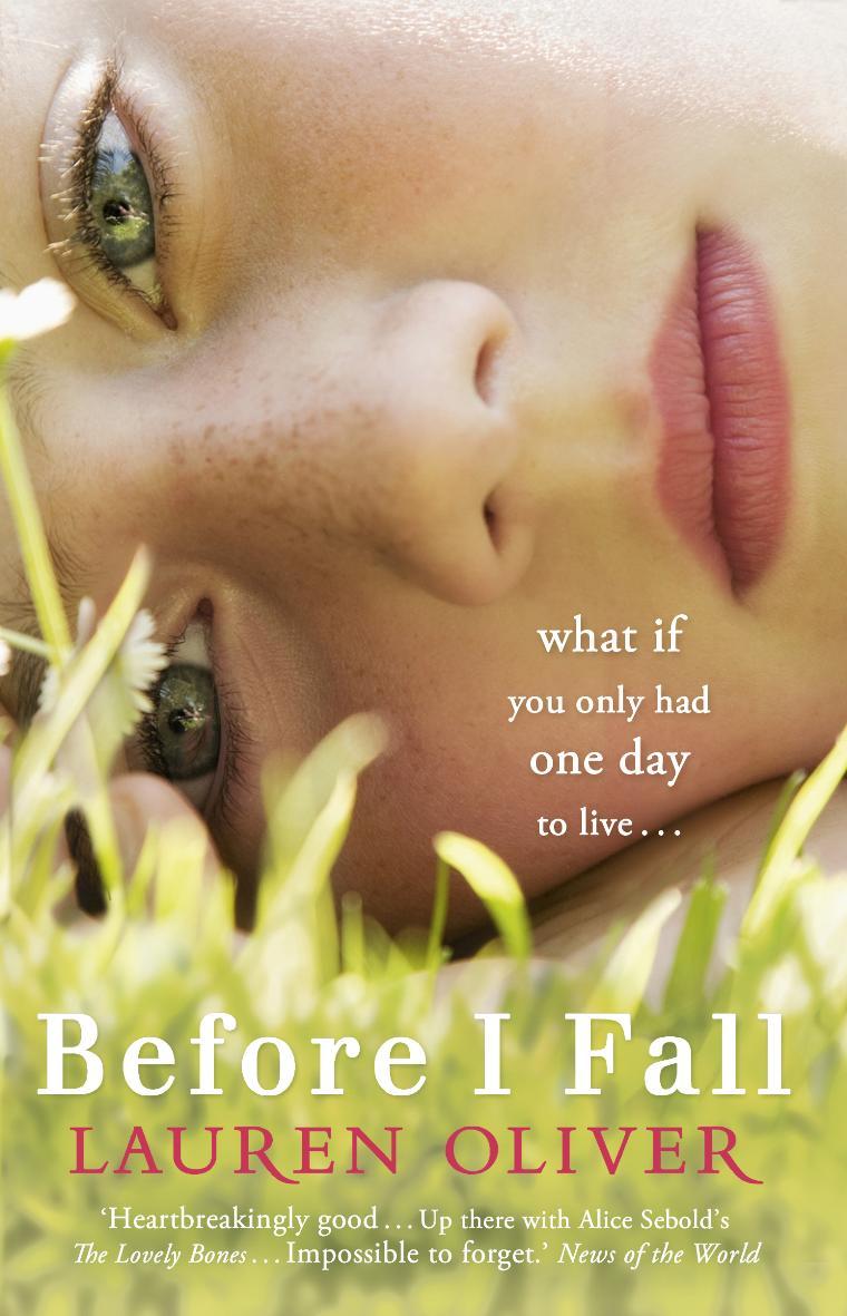 Lauren Oliver Author Of Delirium Answers Ten Terrifying Questions