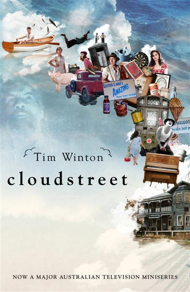 the epic tale of two separate dysfunctional families in cloudstreet by tim winton