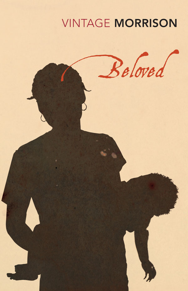 toni morrisons description of the actions of the central character in the novel beloved