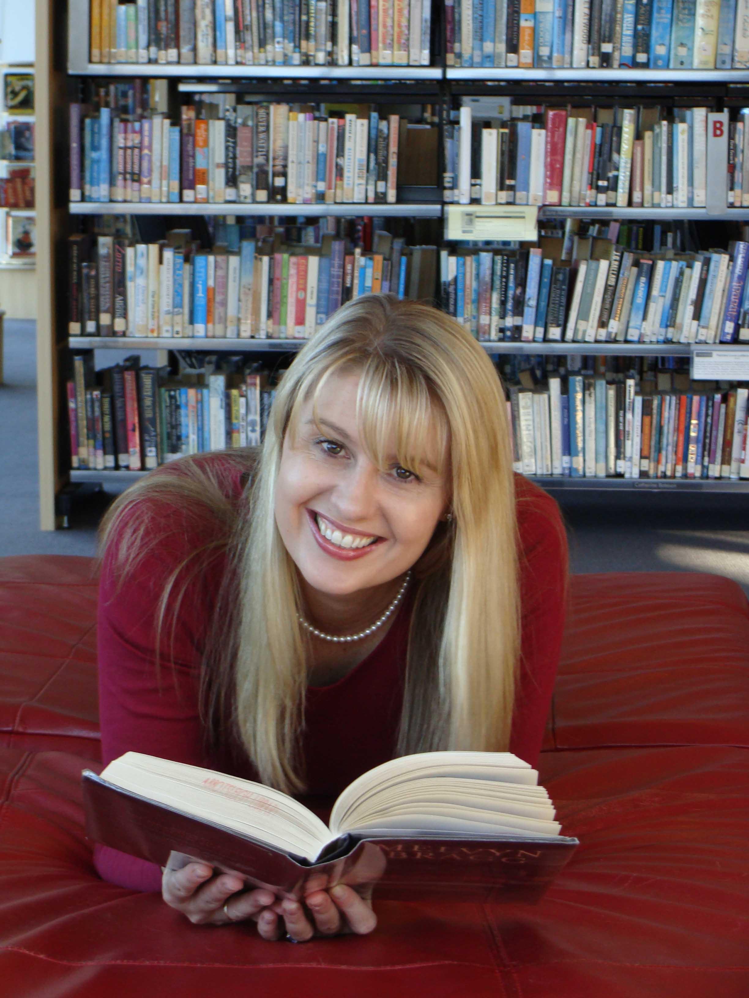 Jacqueline Harvey, author of the Alice-Miranda adventures ...