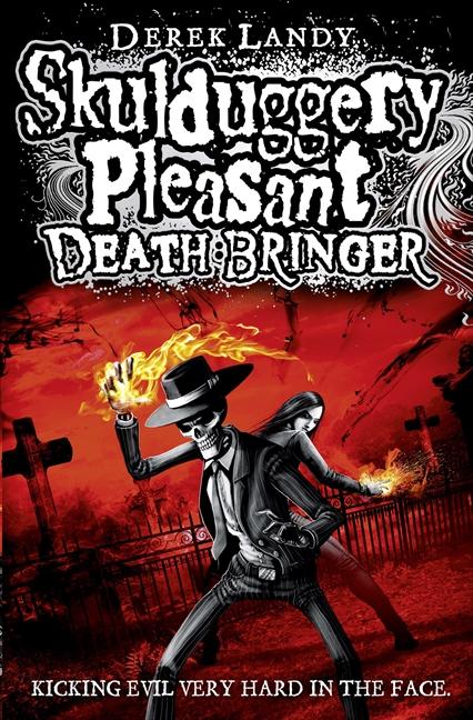 Derek Landy Author Of The Skulduggery Pleasant Series Answers Ten