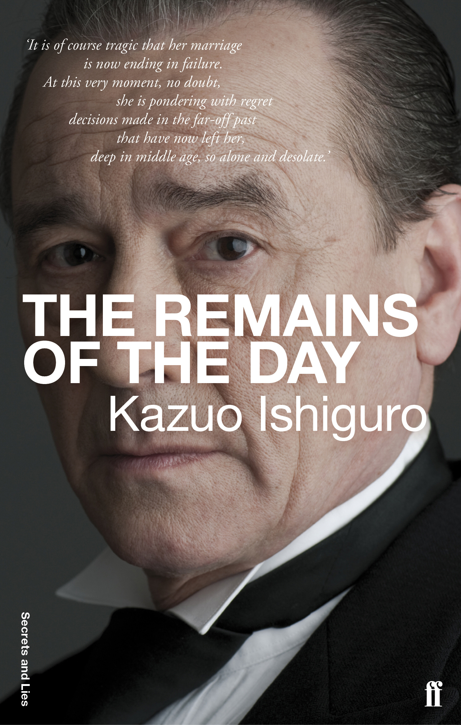 an introduction to the life and history of kazuo ishiguros Hopkins in the film adaptation of kazuo ishiguros remains of the day some of my  computing fundamentals introduction to computers  reflections on a dying life.