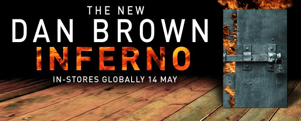 Click here to pre-order Dan Brown's new book 'Inferno'
