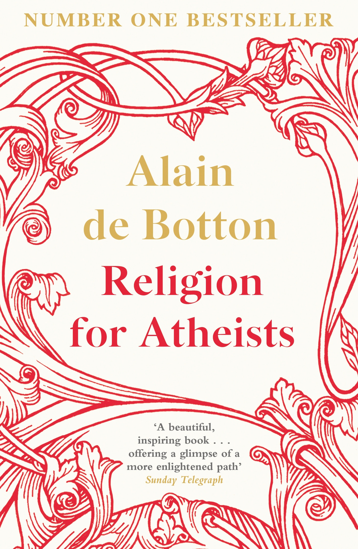 Click here to buy Alain de Botton's Religion for Atheists