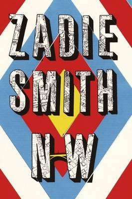 Zadie Smith's eye-catching cover for NW received critical praise