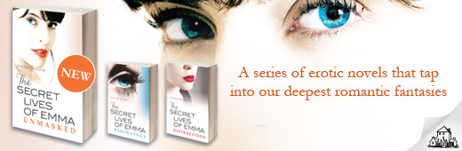Click here to buy The Secret Lives of Emma trilogy