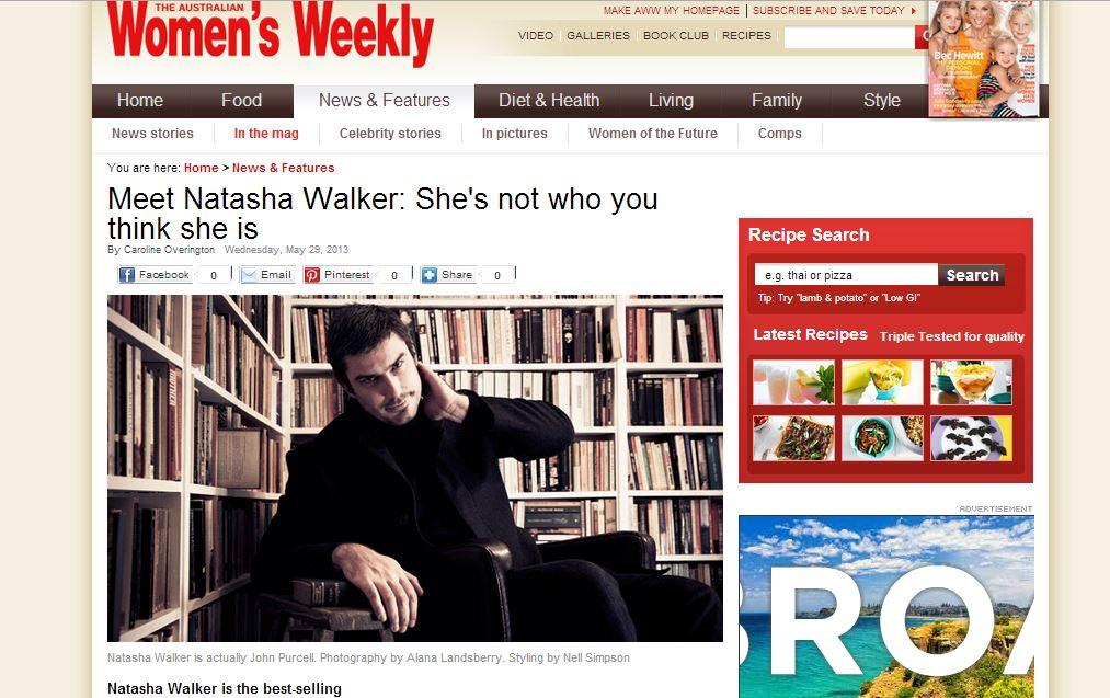 women'sweekly online