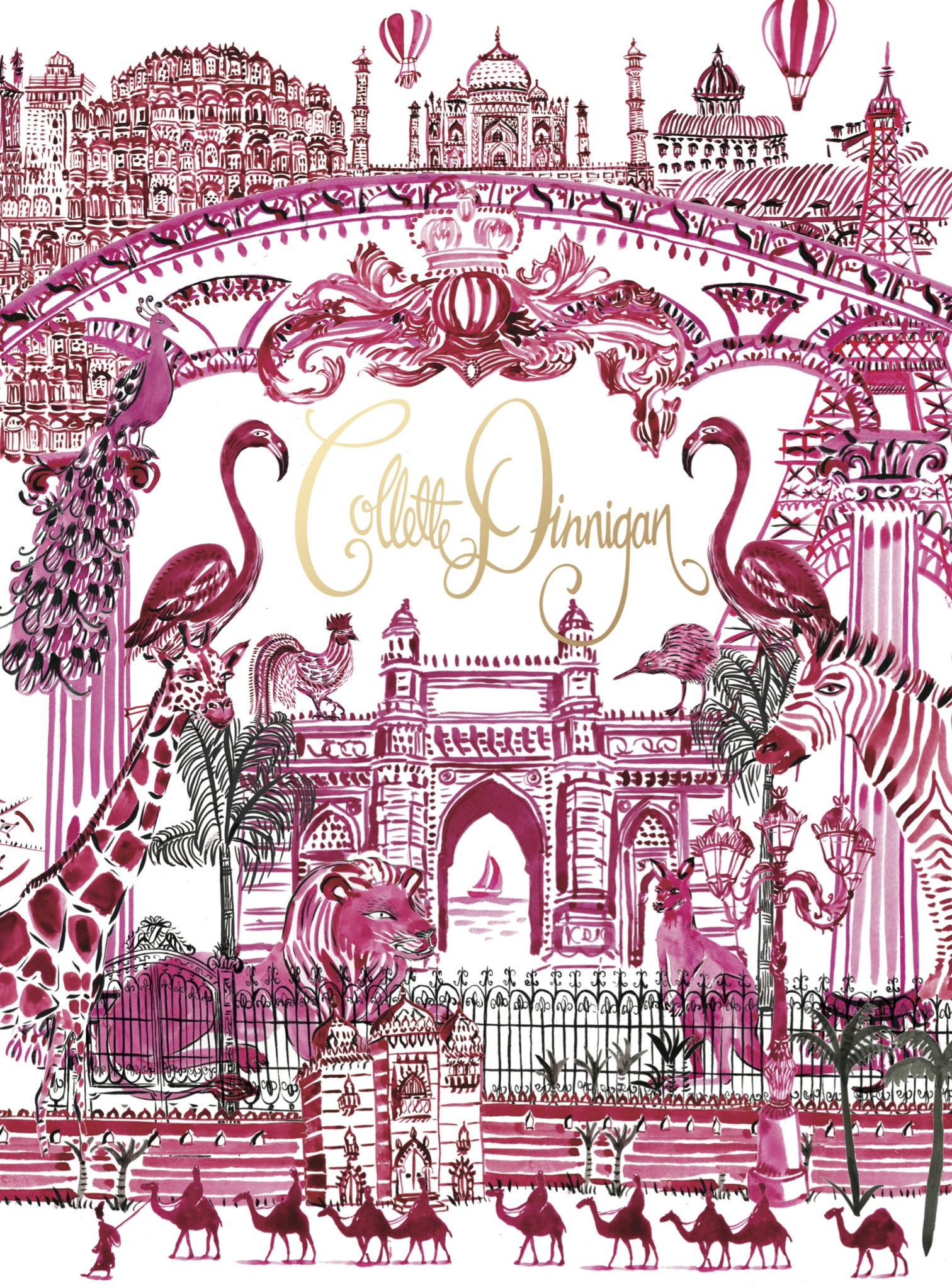 Click here for more details or to buy Collette Dinnigan's Obsessive Creative: Limited Edition