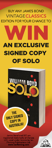 Own your copy of SOLO today - click here