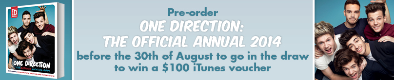 One Direction Category Banner