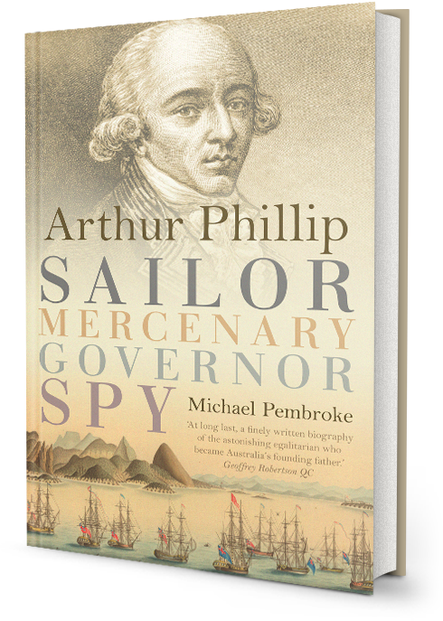 Click here for more details or to buy Arthur Phillip