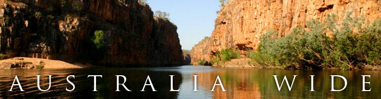 australia wide landing banner