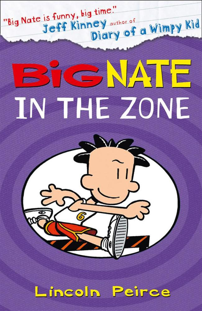 Lincoln Peirce Author Of The Big Nate Series Answers Ten