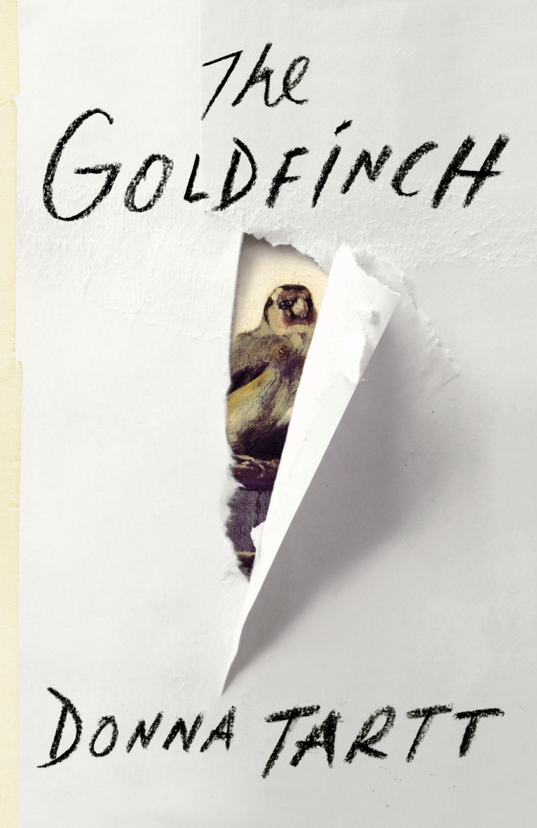 2014 Pulitzer Prize goes to 'The Goldfinch' by Donna Tartt