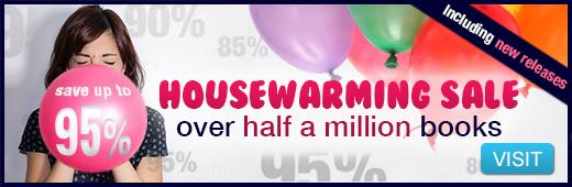 Housewarming Sale Newsletter Banner