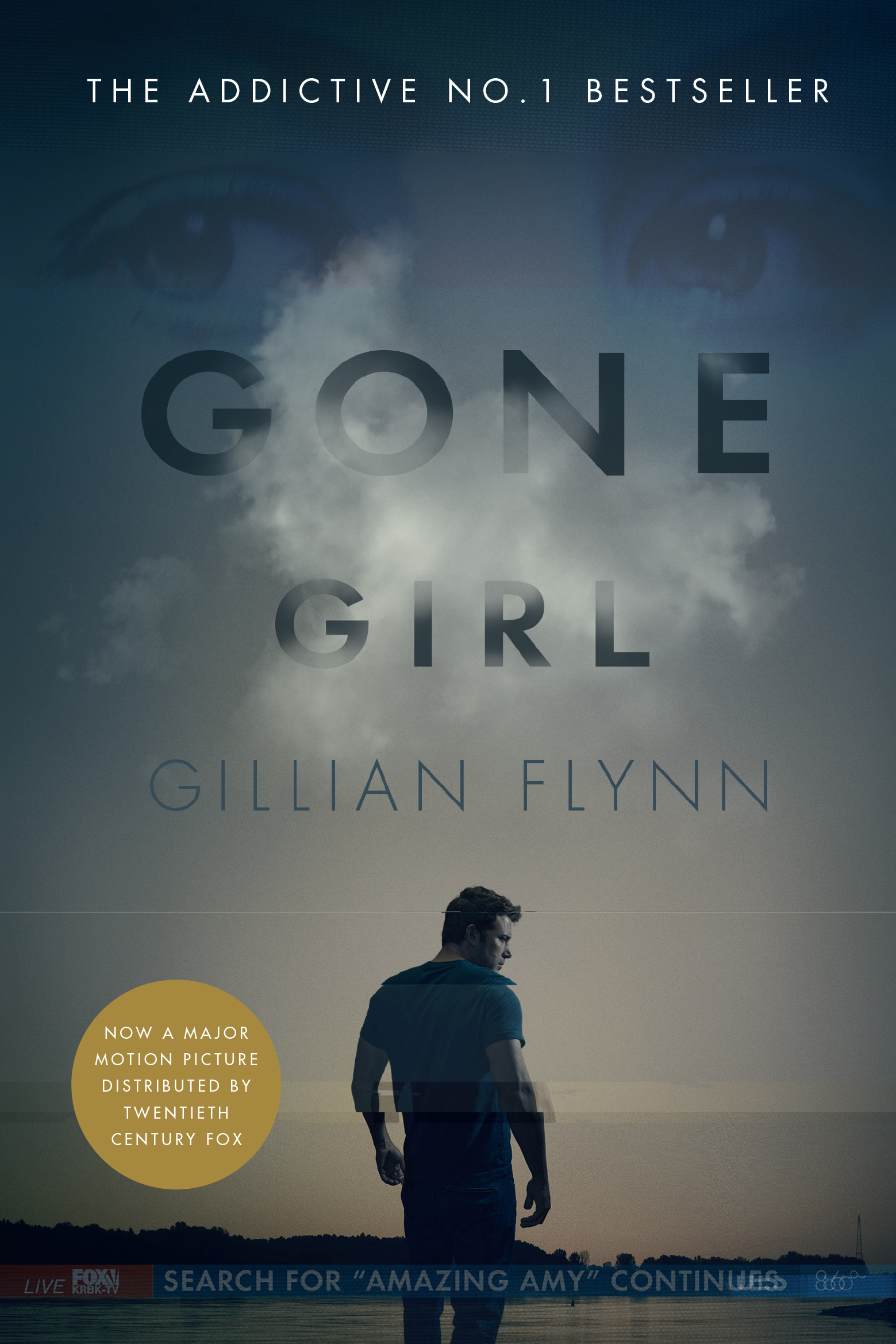 Gone Girl FILM TIE-IN AUS