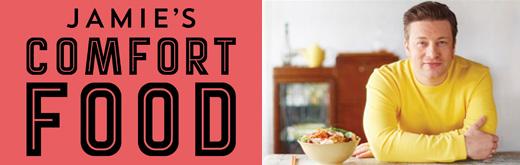 9780718159535 Jamie's Comfort Food newsletter banner