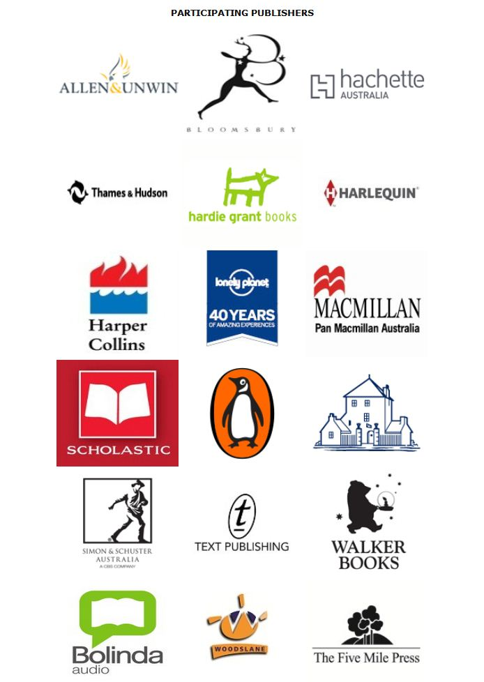 Booktoberfest Partners