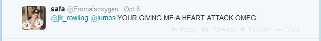 Rowling Tweet 2