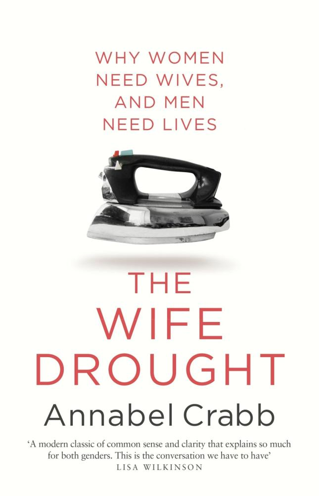 EXCLUSIVE VIDEO: Annabel Crabb, author of The Wife Drought, in conversation with John Purcell