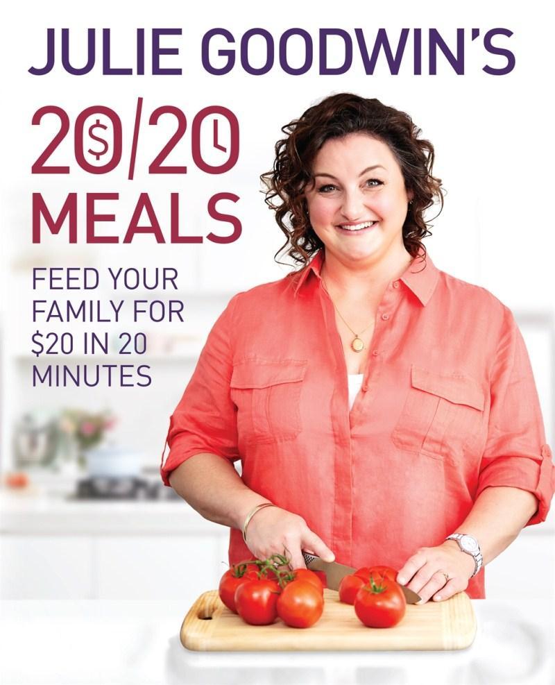 julie-goodwin-s-20-20-meals-signed-copies-