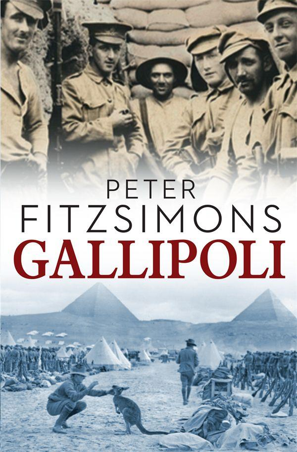 Click here for more details or to buy Gallipoli