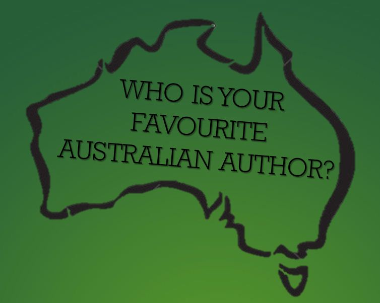 Favourite Australian Author