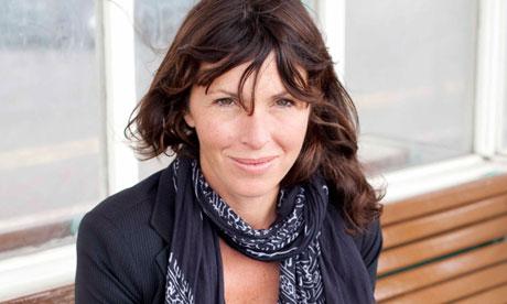Author Rachel Cusk
