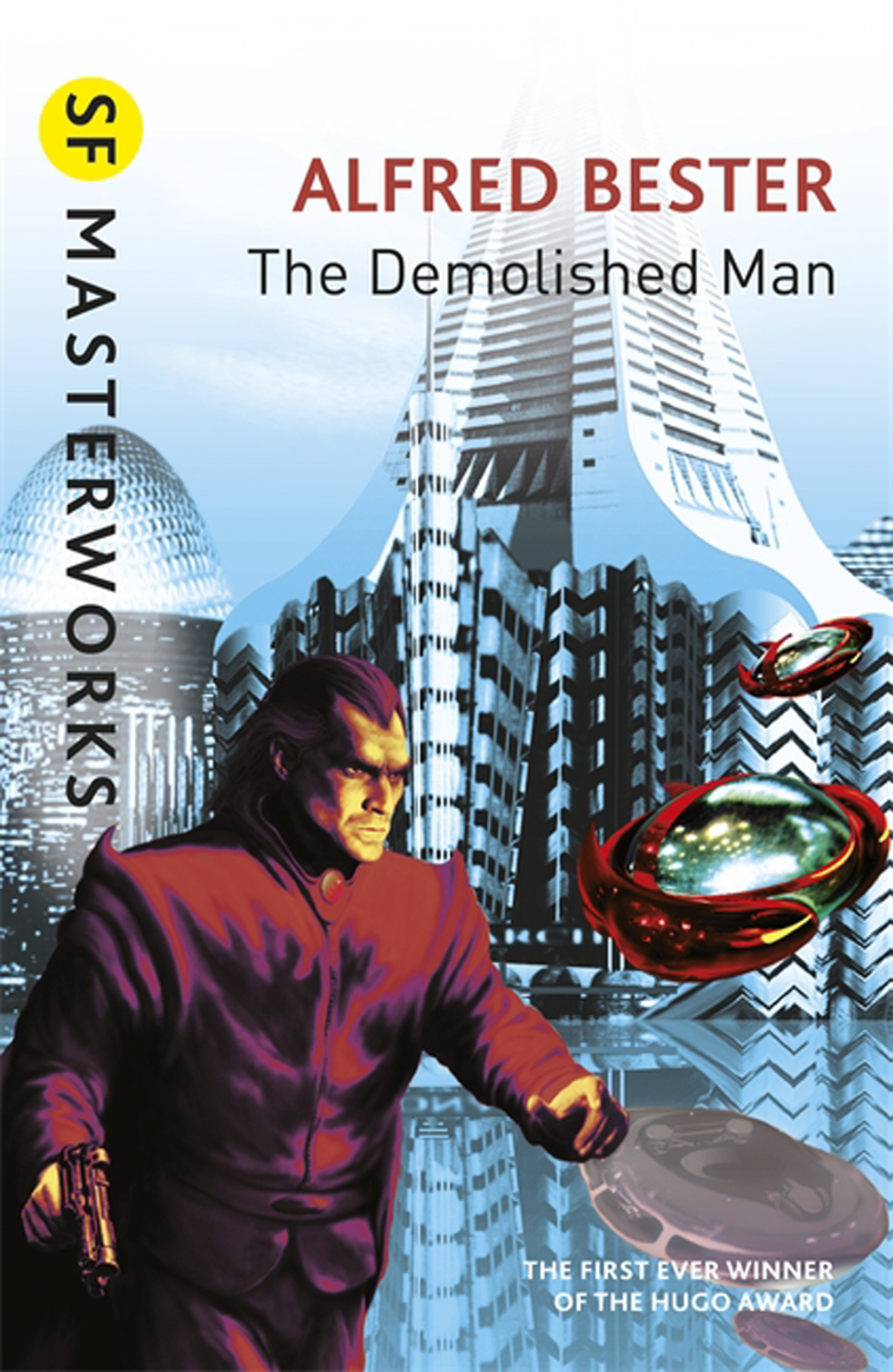 The Demolished Man by Alfred Bester - Imagine a society with telepaths including counter-measures and corporate misuse. A great parallel for surveillance and data hacking.