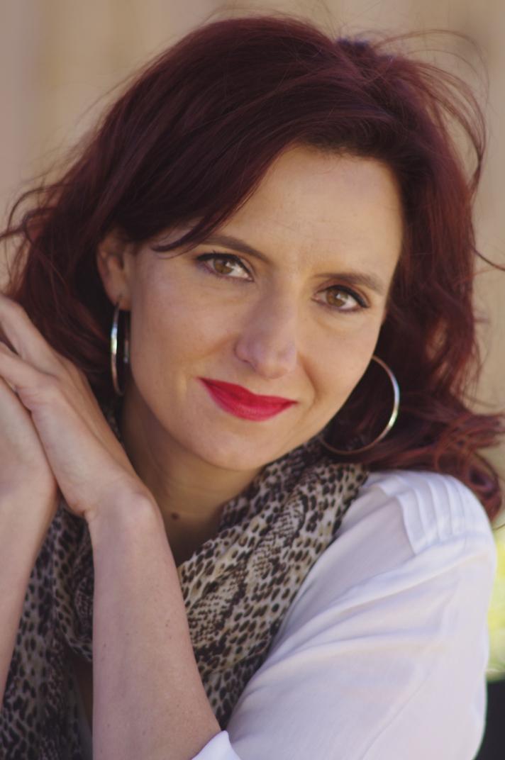 Rochelle Siemienowicz author pic