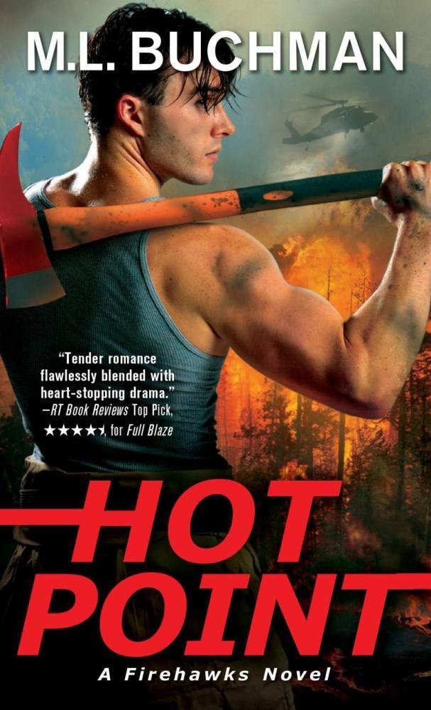 Znalezione obrazy dla zapytania hot point: a firehawks novel [book]