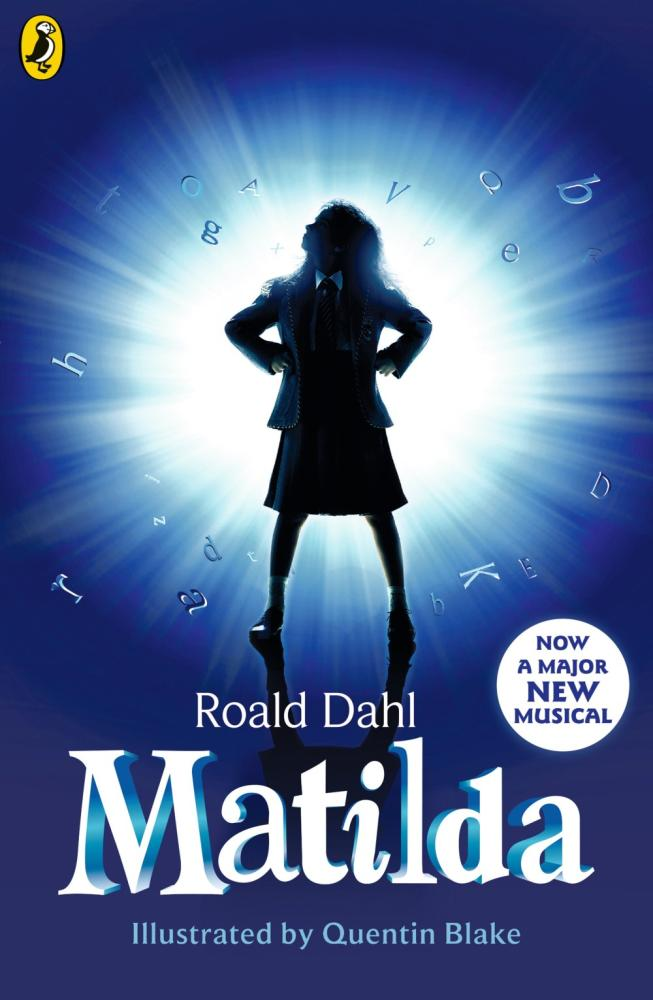And the two tickets to roald dahls matilda the musical goes to by roald dahl matildas fandeluxe Choice Image