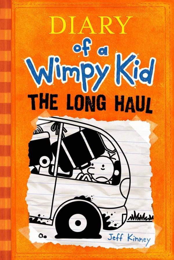 Jeff Kinney -The Long Haul