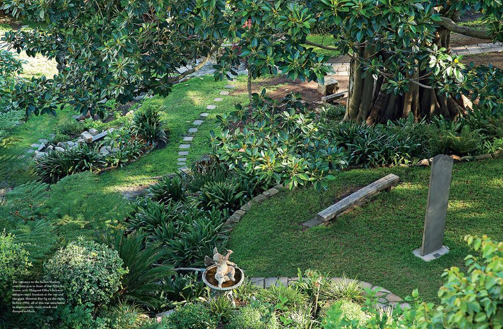 Australia 39 S Own Secret Garden Janet Hawley Author Of
