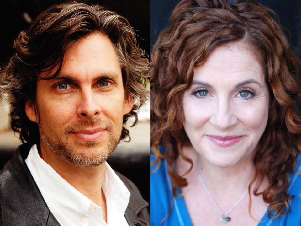 Michael Chabon and Ayelet Waldman copy