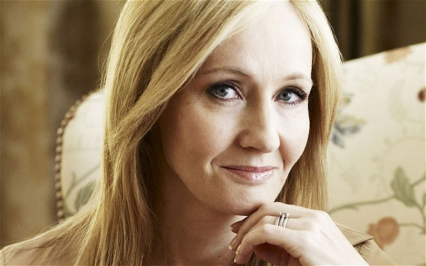 Is jk rowling writing another book 2015