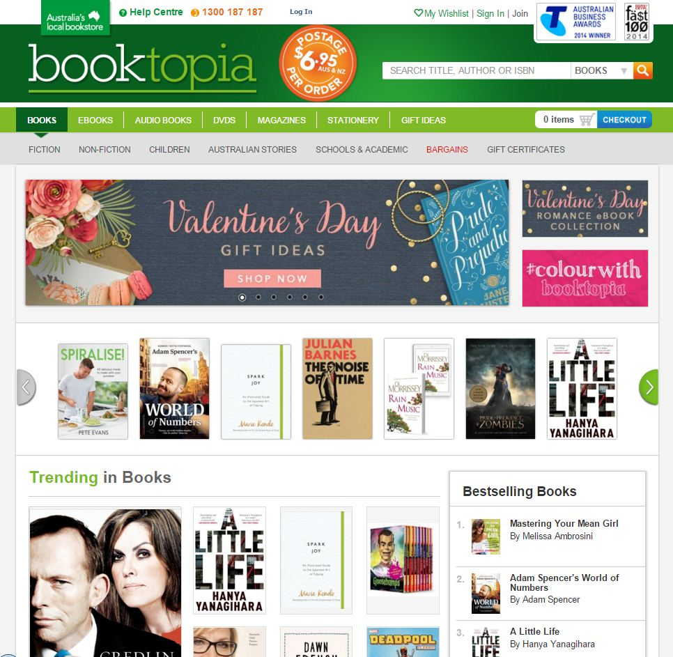 And here we are today. 12 years to the day after starting on a $10 a day budget, and 4374 days after selling our first book. Still Australian, still independent., still here for Australian readers!