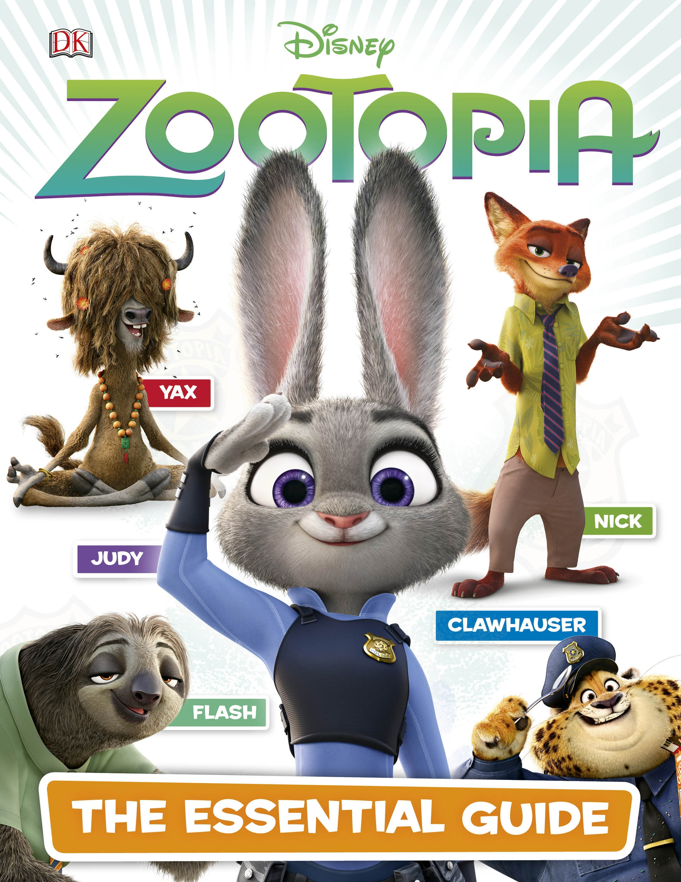 Disney Zootopiaby DK Publishing