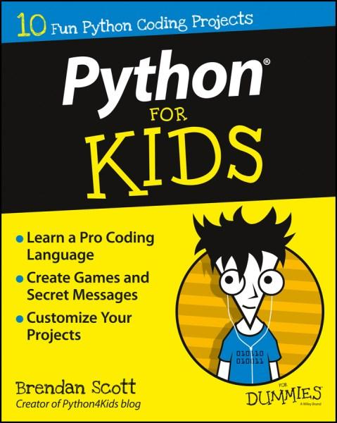 Python for Kids by Brendan Scott