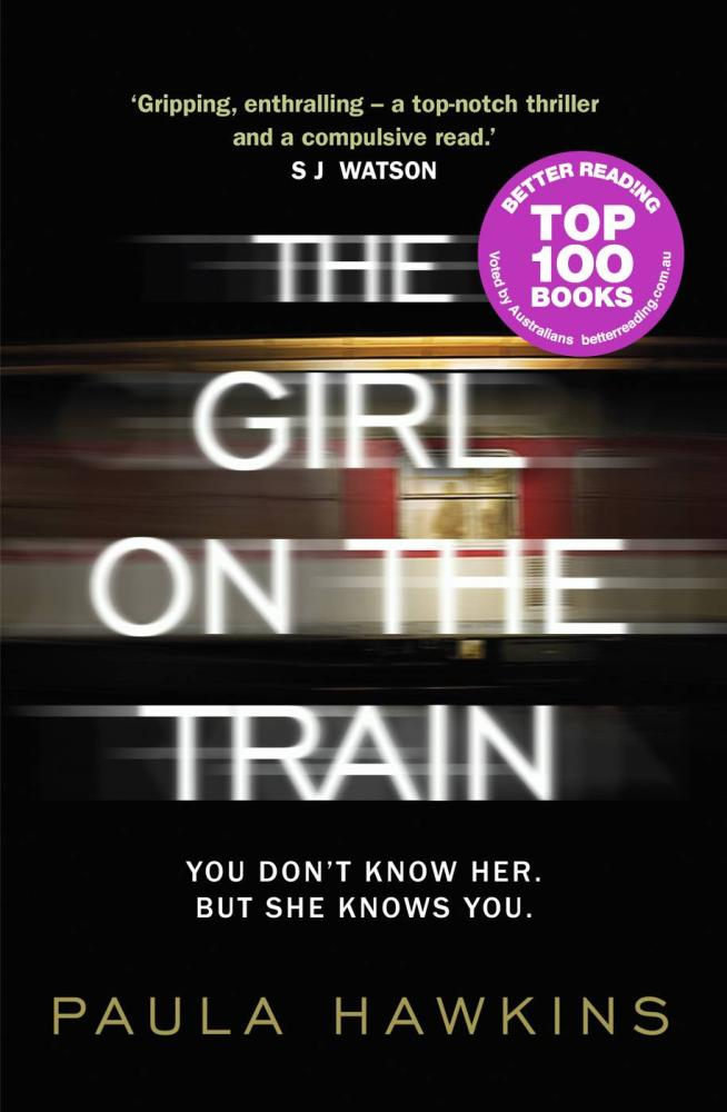 The Girl on the Trainby Paula Hawkins