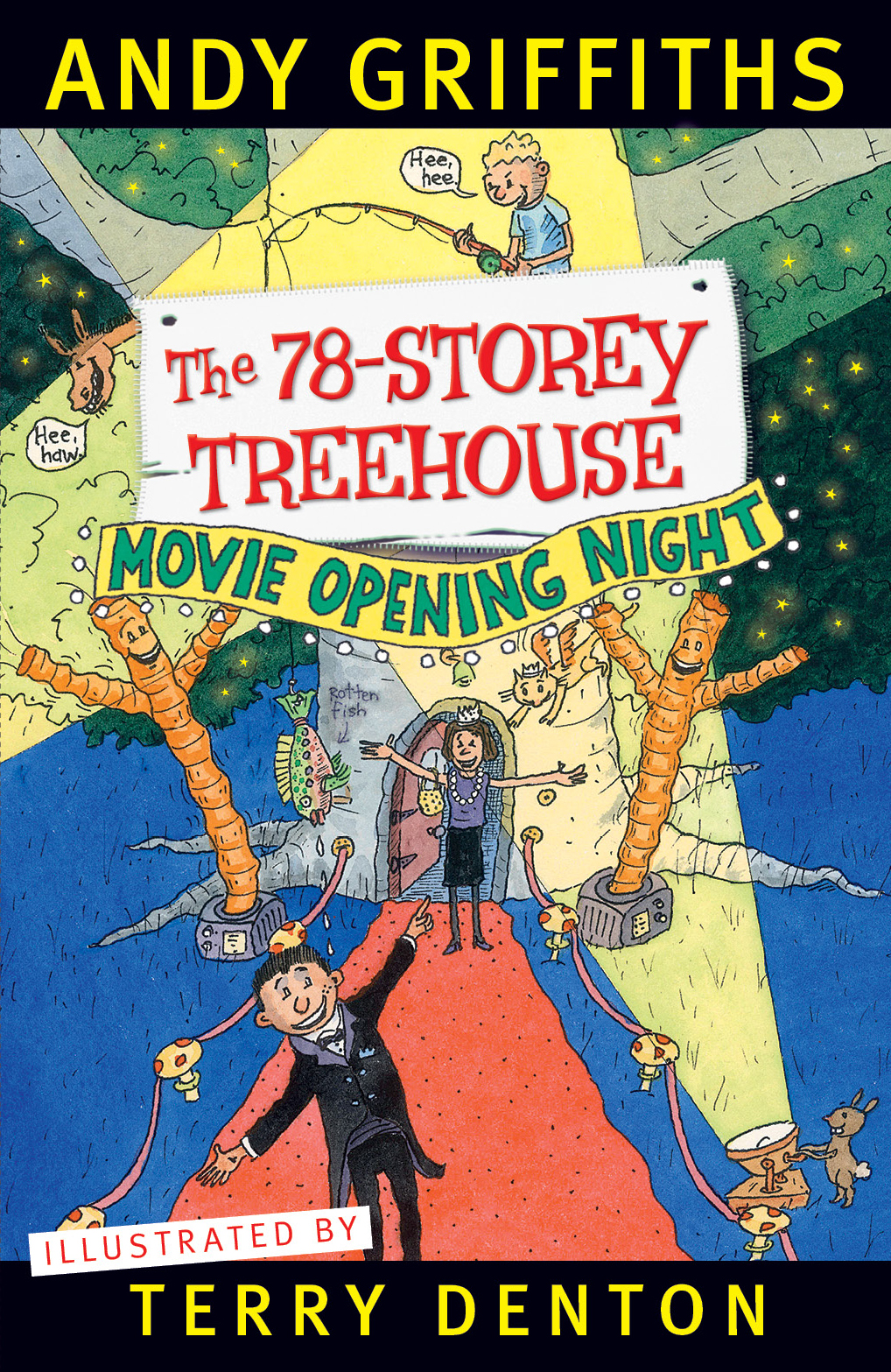 Image result for 78 storey treehouse
