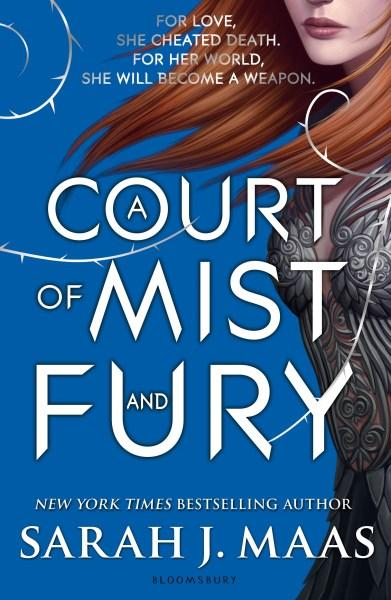 A Court of Mist and Furyby Sarah J. Maas