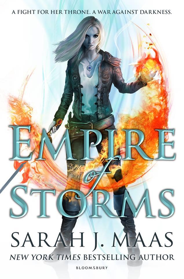 Empire of Stormsby Sarah J. Maas