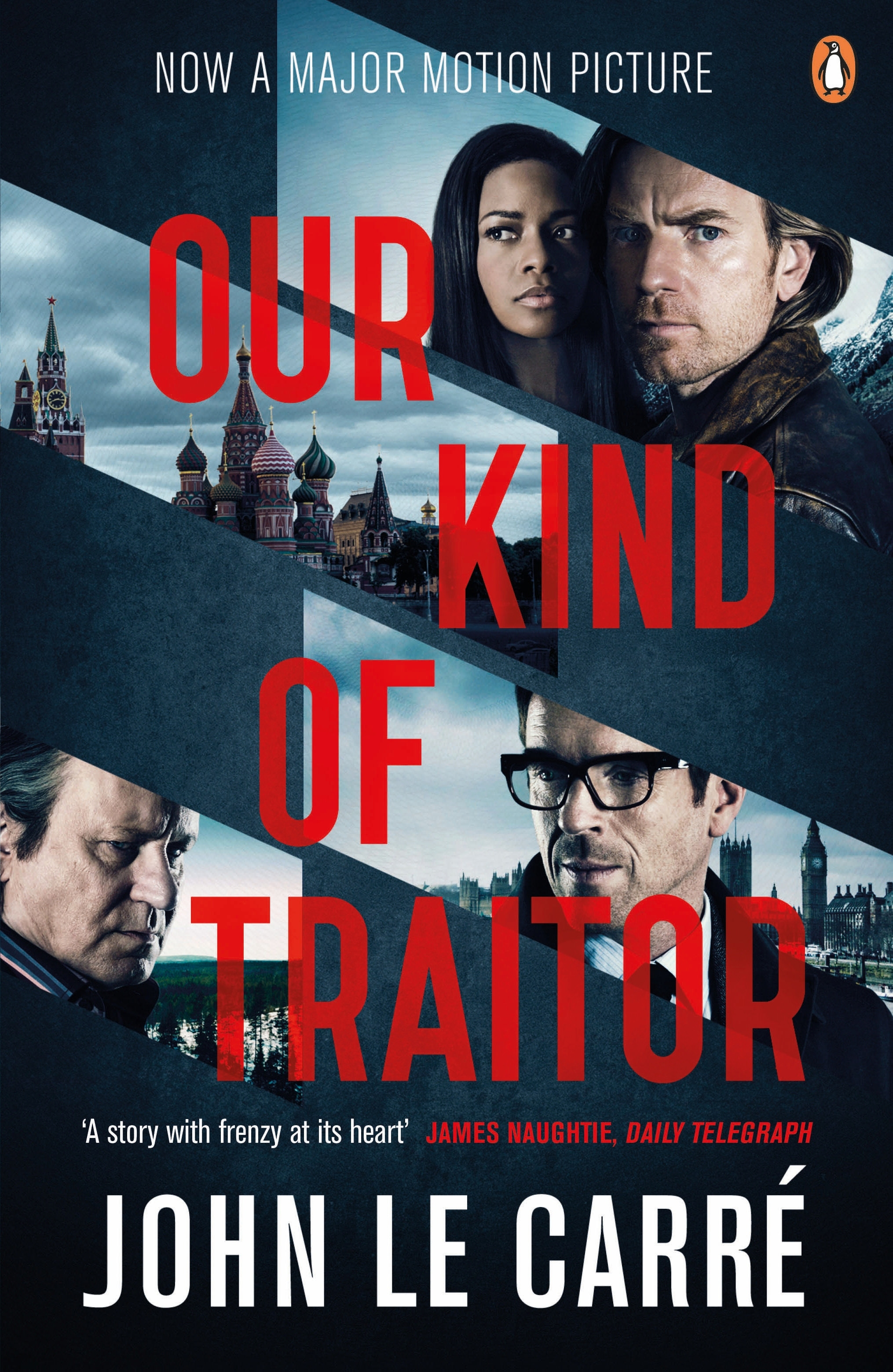 Our Kind of Traitorby John Le Carre