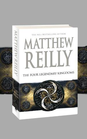 Four Legendary Kingdomsby Matthew Reilly