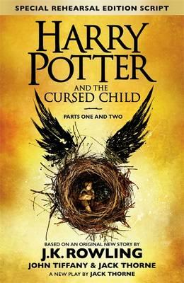 Harry Potter and the Cursed Child - Parts I and IIby J. K. Rowling, Jack Thorne, John Tiffany
