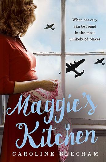 Maggie's Kitchen Book Cover